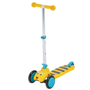 Mookie Scootie Bug Bumble Bee 3 Wheel Scooter for Kids