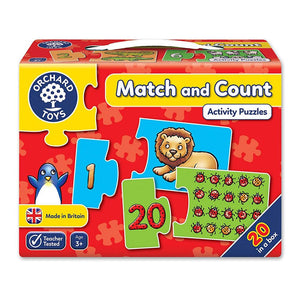 Orchard Jigsaw - Match And Count