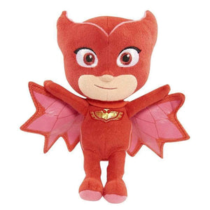 PJ Masks 8.5 Inch Owlette Bean Plush