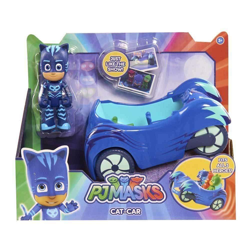 Buy Pj Masks Vehicle Catboy And Cat Car Online At Toy Universe
