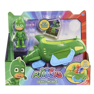PJ Masks Vehicle - Geckko and Geckko Mobile