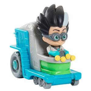 PJ Masks Wheelie Vehicle Romeo in his Lab