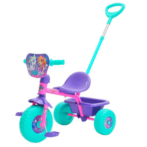 Paw Patrol Skye Trike with Parental Handle
