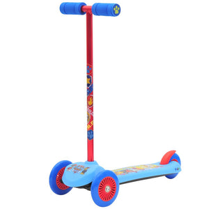 Paw Patrol Lean and Glide Tri-Scooter