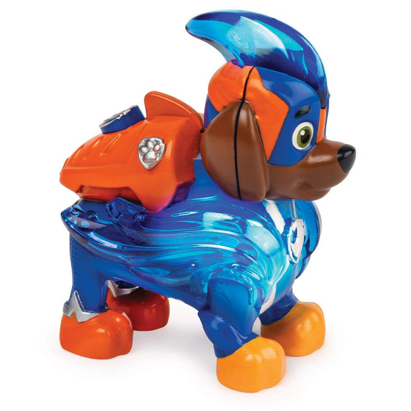 Paw Patrol Toys Paw Patrol Mighty Pups Charged Up Zuma Toy Figure - Buy Online