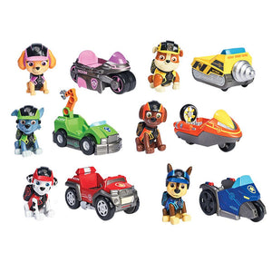 Paw Patrol Mission Paw Mini Vehicle and Figure Sets