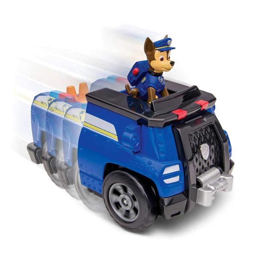 Nice Buy Paw Patrol On A Roll Chase Figure And Deluxe Vehicle With Sounds Online  At Toy ...