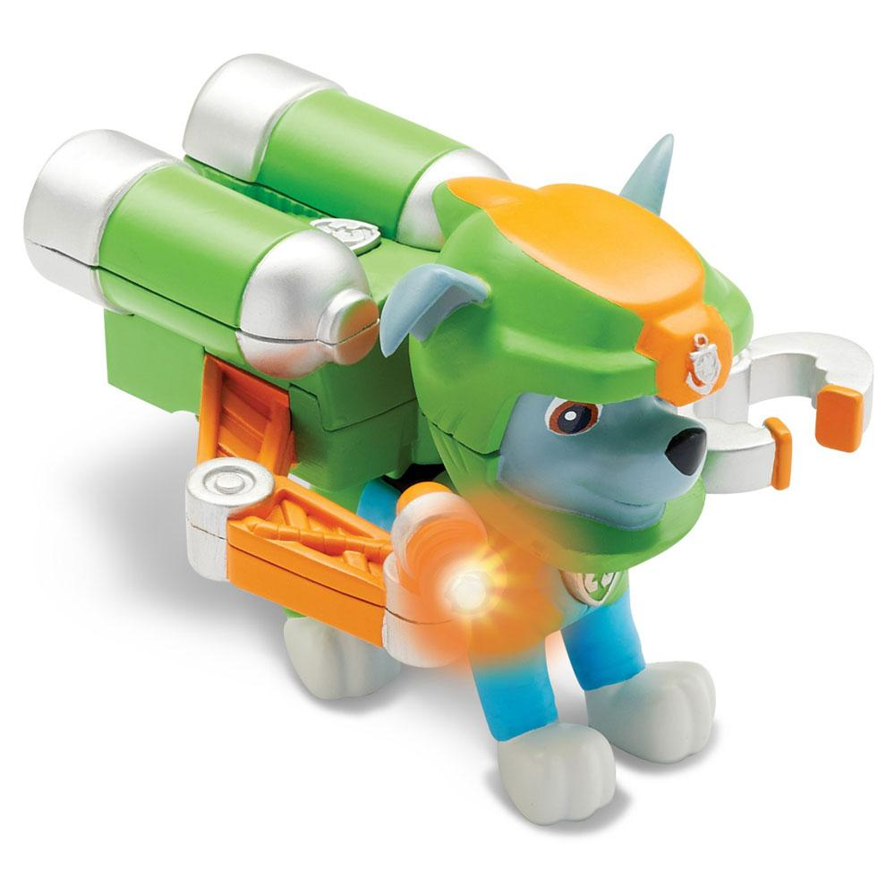 buy paw patrol sea patrol light up rocky online at toy universe