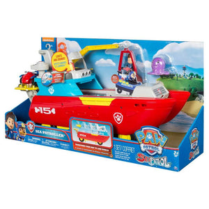 Paw Patrol Sea Patrol – Sea Patroller Transforming Vehicle