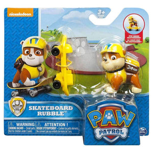 Paw Patrol Skateboard Rubble Pup Pack