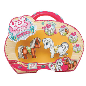 Pet Parade Ponies Double Blister Pack