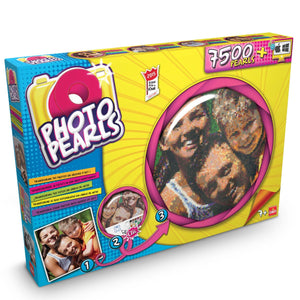 Photo Pearls 7500 Pieces Craft Set
