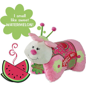 Pillow Pets Sweet Scented Pets - Watermelon Ladybug