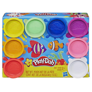 Play-Doh 8-Pack Rainbow Starter Pack