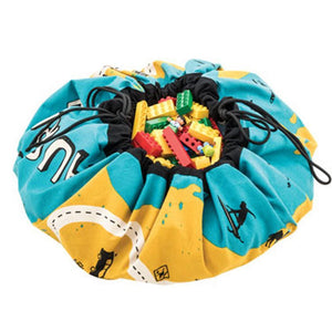 Play & Go Toy Storage Bag - Australia Map