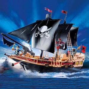 Playmobil Pirate Raiders Ship - 6678