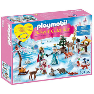 Playmobil Royal Ice Skating Advent Calendar
