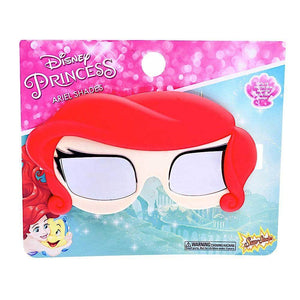 Princess Ariel  Sun-Staches - Dress Up Sunglasses