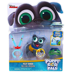 Puppy Dog Pals Light Up Pilot Bingo with Wings