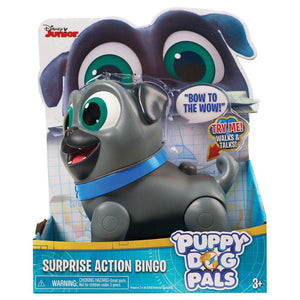 Puppy Dog Pals Surprise Action Bingo