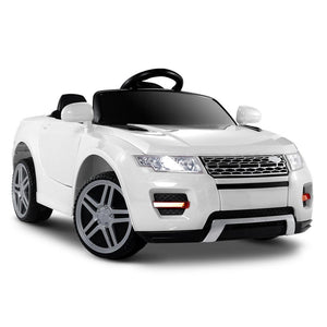 Range Rover Evoque Inspired Kids Electric  Ride On Car in White