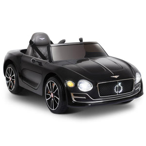Bentley EXP12 Inspired Kids Electric Ride On Car in Black