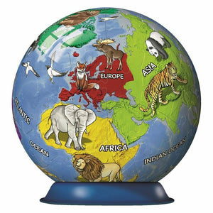 Ravensburger Children's Globe Puzzleball - 72 Piece