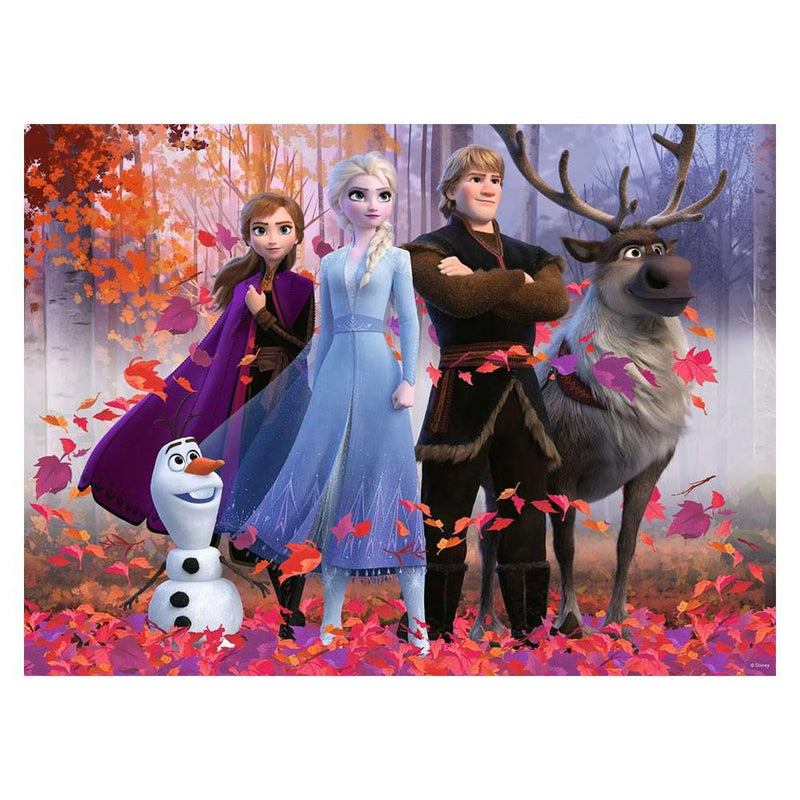 Ravensburger Ravensburger Frozen 2 Magic of the Forest 100-Piece Puzzle - Buy Online