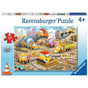 Ravensburger Raise The Roof! 35-Piece Jigsaw Puzzle
