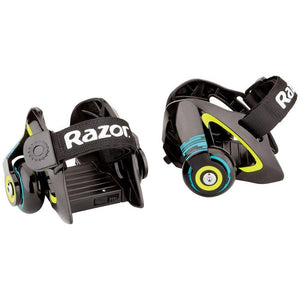 Razor Jetts Heel Wheels Green