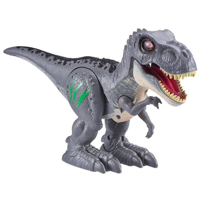 Zuru Robo Alive Robotic Dinosaur with Slime in Grey | Stay At Home Mum