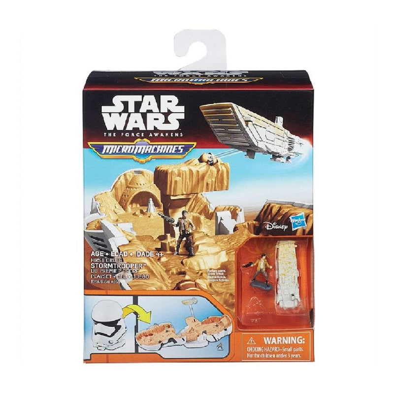 Star Wars Star Wars The Force Awakens Battle Set - Buy Online