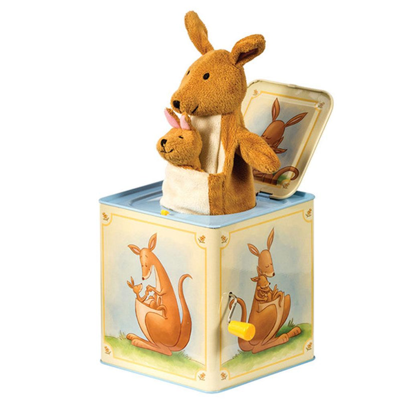 Schylling Schylling Kangaroo Jack in the Box - Buy Online
