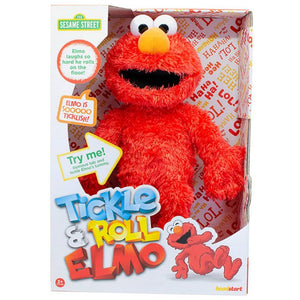 Sesame Street Tickle and Roll Elmo