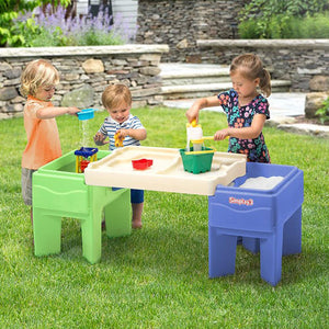 Simplay3 In and Out Activity Table