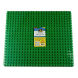 Toy Universe Brands Strictly Briks Big Briks 16.25 x 13.75 Baseplate in Green - Buy Online
