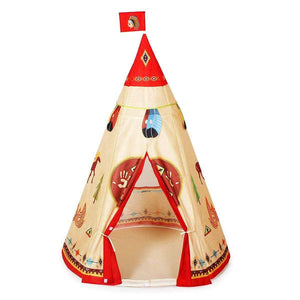 TeePee Play Tent Set
