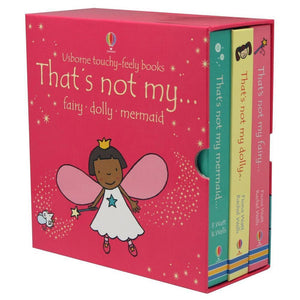 That's Not My Fairy, Dolly, Mermaid Book Set
