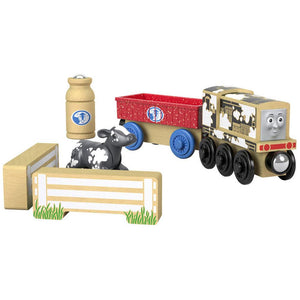 Thomas & Friends Diesel' s Dairy Drop-off Set