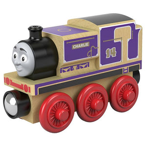 Thomas & Friends Wood Charlie Engine