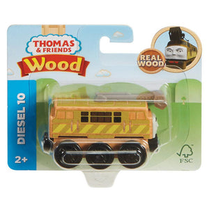 Thomas & Friends Wood Diesel 10 Engine