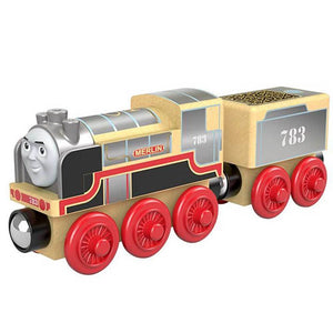Thomas & Friends Wood Merlin the Invisible Engine