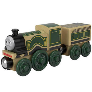 Thomas & Friends Wood Toy Train Engine - Emily