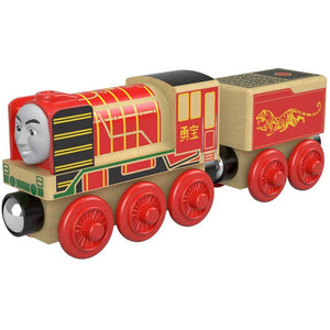 Thomas & Friends Wood Toy Train Engine - Yong Bao