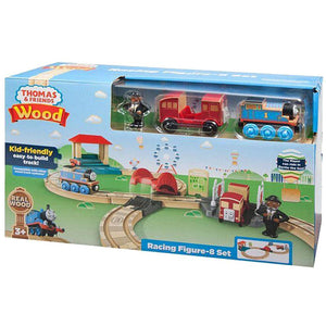 Thomas & Friends Wooden Railway Racing Figure 8 Set