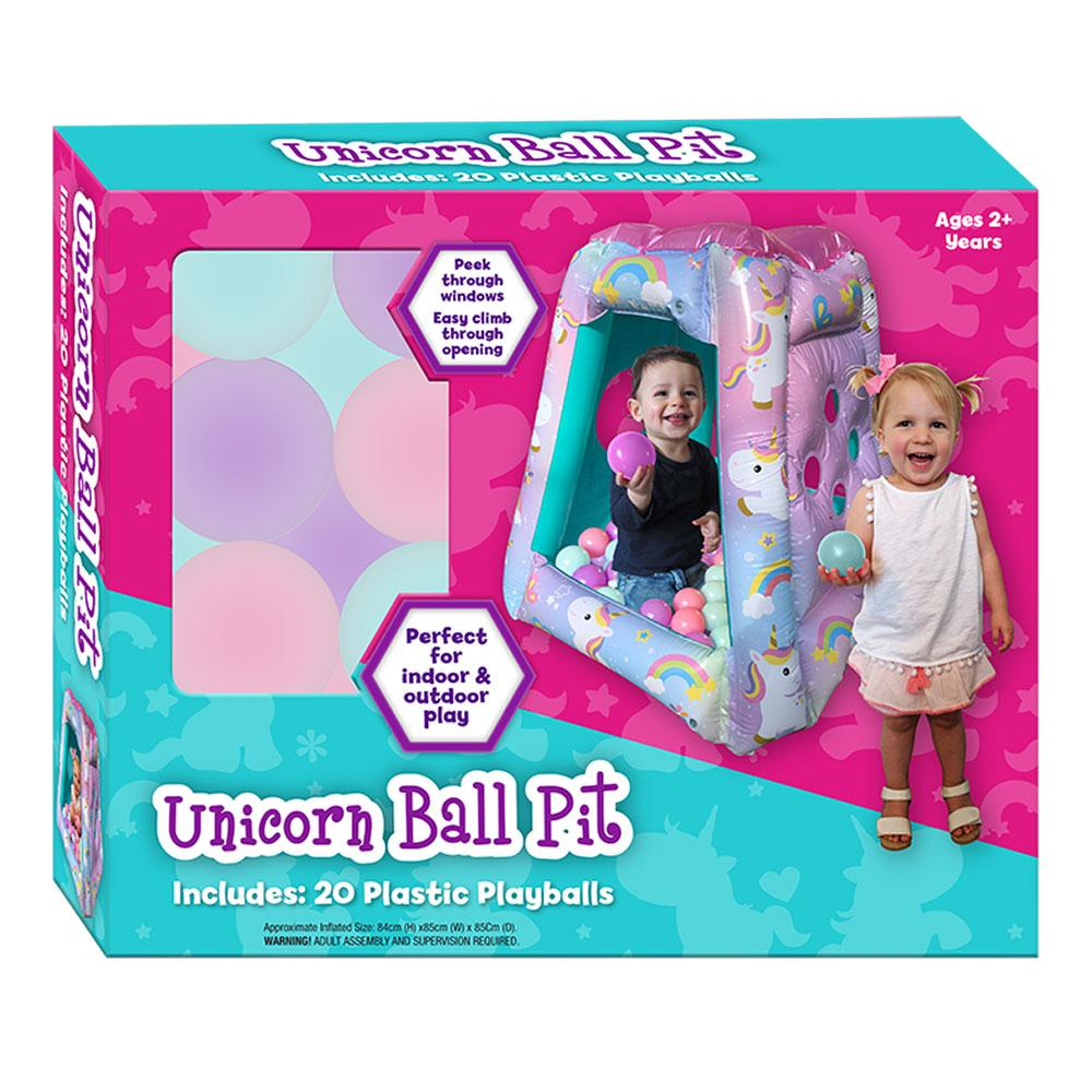 Time2Play Unicorn Ball Pit | Stay At Home Mum