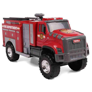 Tonka Mighty Fleet Tough Cab Fire Pumper