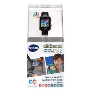 Vtech Kidizoom Smartwatch DX 2.0 in Black
