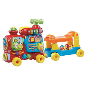 Vtech Ride On Alphabet Train