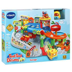 Vtech Toot-Toot Drivers Garage Playset